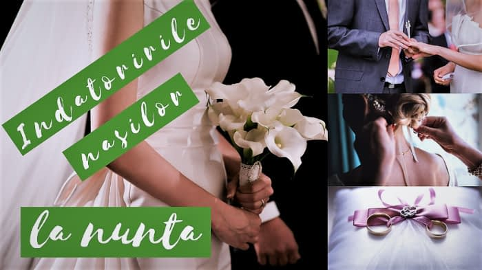 indatoririle nasilor la nunta oferta-nunta.ro